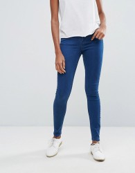 Pieces Betty Skinny Jeans - Blue