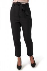 Pieces - Bukser - PC Joy HW Pants - Black