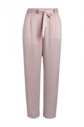 Pieces - Bukser - PC Lene HW Pants - Rose Tan