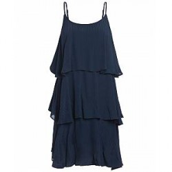 Pieces Ezma sl dress (HVID, S)