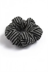 Pieces - Hårelastik - PC Pieces Scrunchie - Black