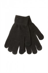 Pieces - Handsker - New Buddy Smart Glove - Black - Onesize