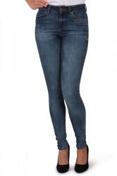 Pieces - Jeans - PC - Five Delly Donny Jeans - Dark Denim