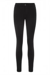 Pieces - Jeans - PC Mid Waist Skin Wear Jeggings - Black