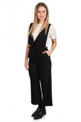 Pieces - Jumpsuit - PC Albia Jumpsuit - Black