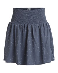 Pieces Karley skirt (BLÅ, L)