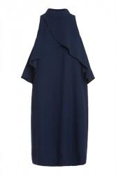 Pieces - Kjole - PC Emo Dress - Navy Blazer