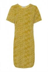 Pieces - Kjole - PC Jane New SS Dress - Arrowwood