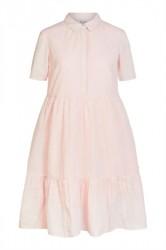 Pieces - Kjole - PC Mally SS Dress - Lotus
