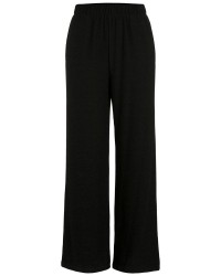 Pieces Nancie wide pants (SORT, L)