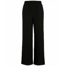 Pieces Nancie wide pants (SORT, XL)