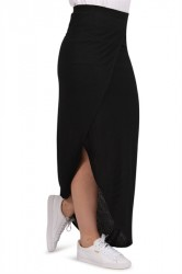 Pieces - Nederdel - PC Gladys Skirt - Black