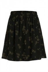 Pieces - Nederdel - PC Nadea Skirt - Black