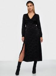 Pieces Pcalia Ls Ankle Dress D2D Langærmede kjoler