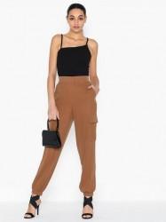 Pieces Pcbila Hw Pants D2D Bukser