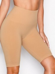 Pieces Pcimagine Shapewear Shorts Shaping & Support Beige