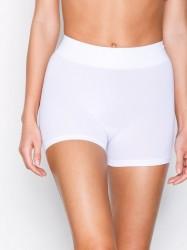 Pieces Pclondon Mini Shorts Noos Trusser Hvid