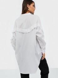 Pieces Pcmulan Ls Oversized Shirt D2D Skjorter