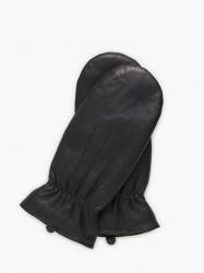 Pieces Pcnellie Leather Mittens Noos Vanter & handsker