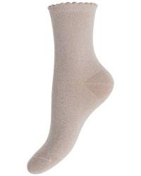 Pieces Sebby Glitter Long Socks (LYS ROSA, 39-41)