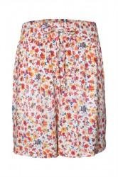 Pieces - Shorts - PC Naya HW Shorts - Cherry Tomato Flower