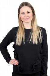 Pieces - Sweatshirt - PC Simone Sweat - Black