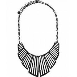 Pieces Vigga Necklace (Oxideret, ONESIZE)