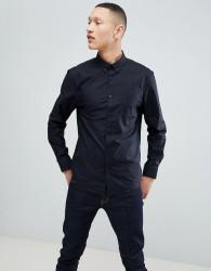 Pier One Button Down Shirt In Black - Black