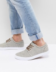 Pier One Plimsolls In Grey - Grey