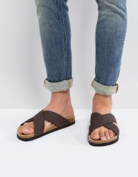 Pier One Sandals In Brown - Brown