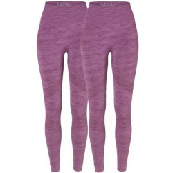 Pierre Robert 2-pak Seamless Tights SB - Deep purple * Kampagne *