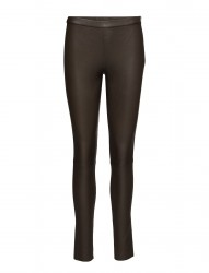 Plain Legging With Zip At Top