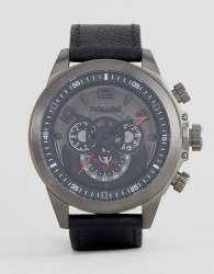 Police Belmont Watch With Black Multi Functional Dial - Black