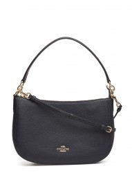 Polished Pebble Lthr Chelsea Crossbody