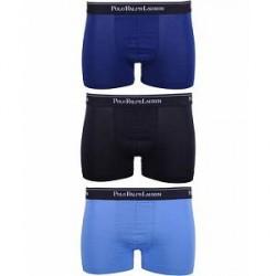 Polo Ralph Lauren 3-Pack Trunk Blue