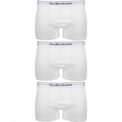 Polo Ralph Lauren 3-Pack Trunk White