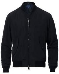 Polo Ralph Lauren City Bomber Jacket Black men XXL Sort