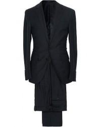 Polo Ralph Lauren Clothing Suit Charcoal men US36 - EU46 Grå