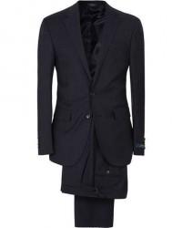 Polo Ralph Lauren Clothing Suit Navy men US38 - EU48 Blå