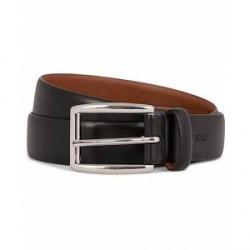 Polo Ralph Lauren Cowhide Belt 3 cm Black