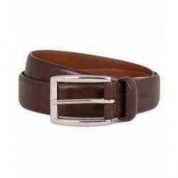 Polo Ralph Lauren Cowhide Belt 3 cm Brown