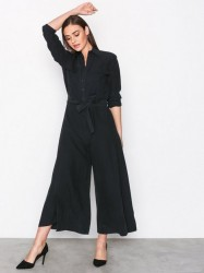 Polo Ralph Lauren DNA Jumpsuit Jumpsuits Black