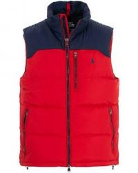 Polo Ralph Lauren Down Vest Navy/Red men L