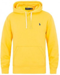 Polo Ralph Lauren Hoodie Chrome Yellow men XS