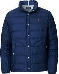 Polo Ralph Lauren Lightweight Down Jacket Newport Navy men S Blå