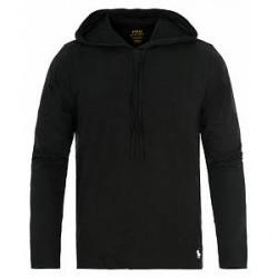 Polo Ralph Lauren Liquid Cotton Hoodie Black