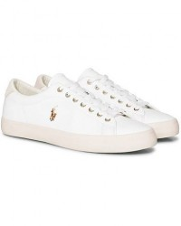 Polo Ralph Lauren Longwood Perforated Sneaker White men US10 - EU43 Hvid
