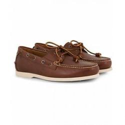 Polo Ralph Lauren Merton Calf Deckshoes Deep Saddle Tan