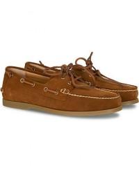 Polo Ralph Lauren Merton Deckshoes New Snuff Suede men US12 - EU45 Brun