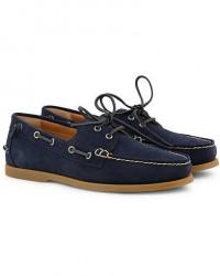 Polo Ralph Lauren Merton Suede Deckshoes Newport Navy men US12 - EU45